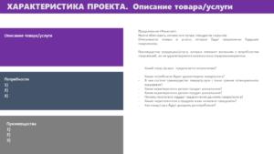Шаблон бизнес плана 2021 1
